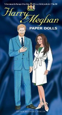 Harry and Meghan Paper Dolls (Paperback)