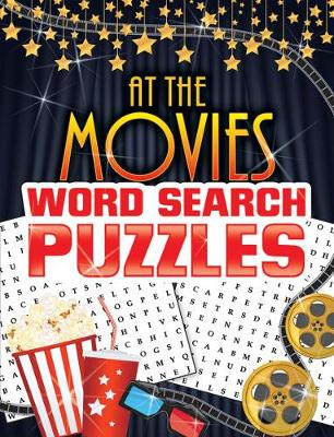 At the Movies Word Search Puzzles (Paperback)