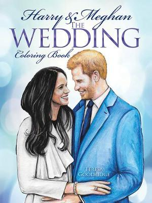 Harry and Meghan The Wedding Coloring Book (Paperback)