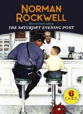 Norman Rockwell 6 Cards: Classic Covers from The Saturday Evening Post (Paperback)
