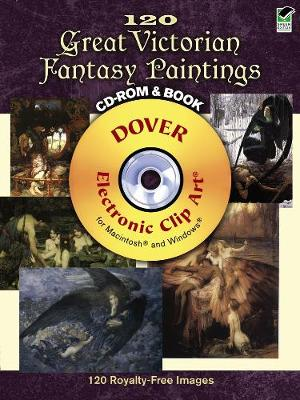120 Great Victorian Fantasy Paintings - Dover Electronic Clip Art