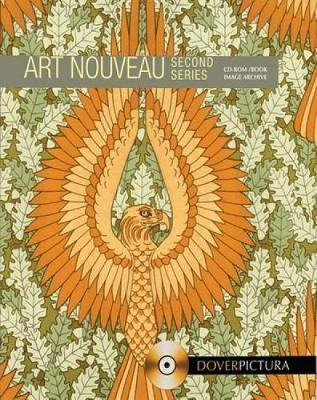 Art Nouveau: Second Series - Dover Pictura Electronic Clip Art