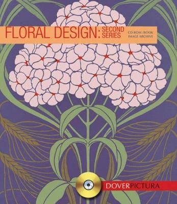 Floral Design: Second Series - Dover Pictura Electronic Clip Art
