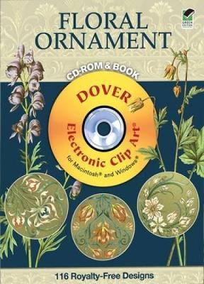 Floral Ornament - Dover Electronic Clip Art