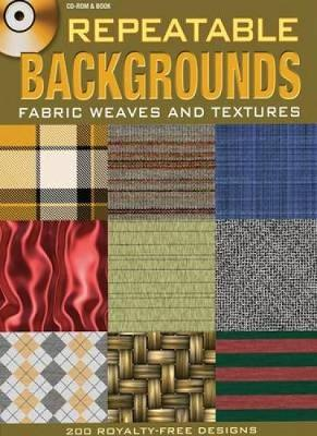 Repeatable Backgrounds: Fabric Weaves and Textures - Dover Electronic Clip Art