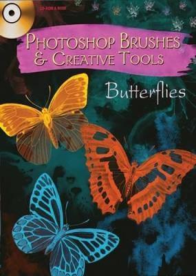 Butterflies - Electronic Clip Art Photoshop Brushes