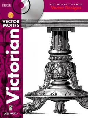 Victorian Vector Motifs - Dover Electronic Clip Art