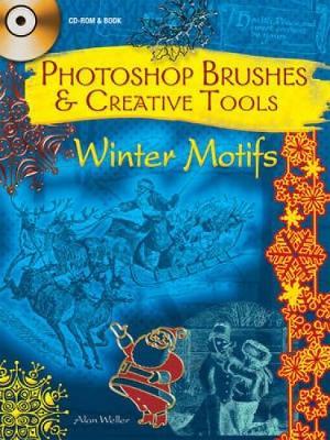 Winter Motifs - Electronic Clip Art Photoshop Brushes (Paperback)