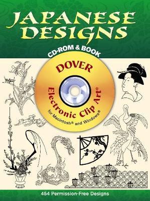 Japanese Designs - Dover Electronic Clip Art