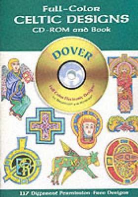Full-color Celtic Designs - Dover Electronic Clip Art