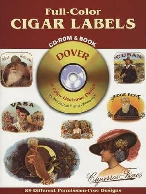 Full-Color Cigar Labels CD-Rom and (CD-ROM)