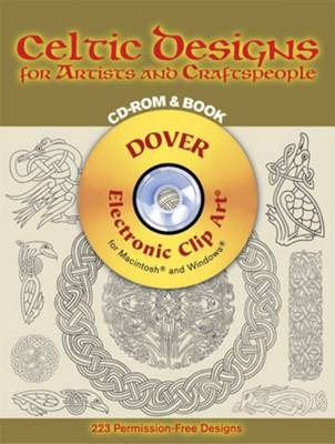 Celtic Designs for Artists and Craftspeople - Dover Electronic Clip Art