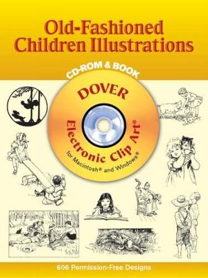Old-Fashioned Children Illustrations - Dover Electronic Clip Art
