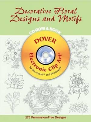 Decorative Floral Designs and Motifs