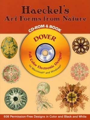 Haeckel's Art Forms from Nature - Dover Electronic Clip Art