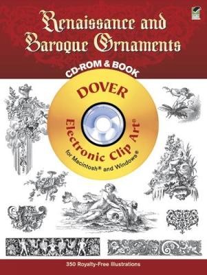 Renaissance and Baroque Ornaments - Dover Electronic Clip Art