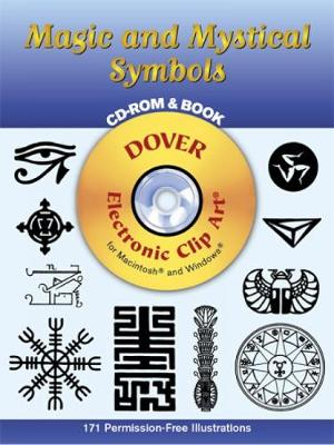 Magic and Mystical Symbols - Dover Electronic Clip Art