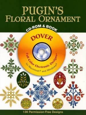 Pugin's Floral Ornament