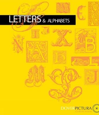 Letters and Alphabets - Dover Pictura Electronic Clip Art