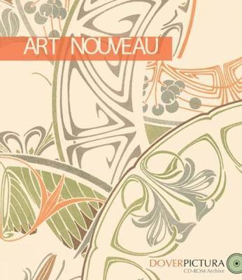 Art Nouveau - Dover Pictura Electronic Clip Art