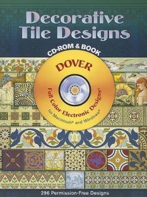 Decorative Tile Designs - Dover Electronic Clip Art