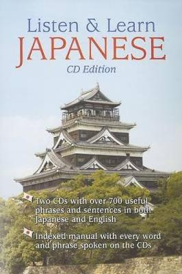 Listen & Learn Japanese - Dover Language Guides Listen and Learn