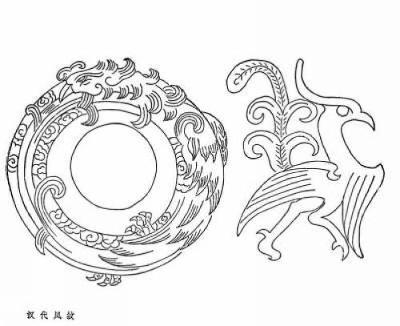 Chinese Animal Designs - Dover Electronic Clip Art