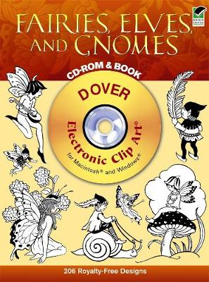 Fairies, Elves and Gnomes - Dover Electronic Clip Art