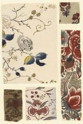 Full-Color Japanese Textile Designs - Dover Electronic Clip Art