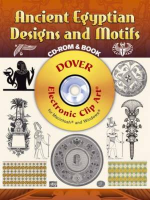 Ancient Egyptian Designs and Motifs - Dover Electronic Clip Art