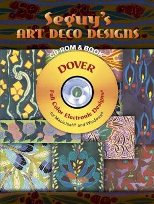 Seguy's Art Deco Designs - Dover Electronic Clip Art