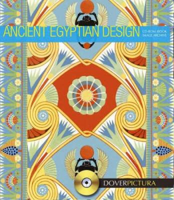 Ancient Egyptian Design - Dover Pictura Electronic Clip Art