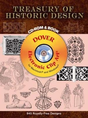 Treasury of Historic Design - Dover Electronic Clip Art