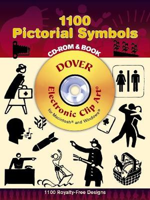 1100 Pictorial Symbols - Dover Electronic Clip Art