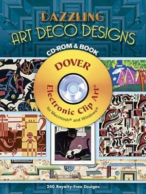 Dazzling Art Deco Designs - Dover Electronic Clip Art