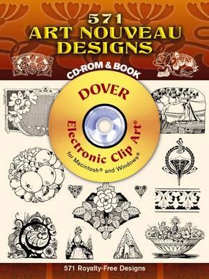 1000 Art Nouveau Designs