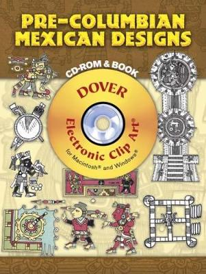 Pre-Columbian Mexican Designs - Dover Electronic Clip Art