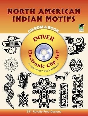 North American Indian Motifs - Dover Electronic Clip Art