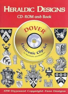 Heraldic Designs - Dover Electronic Clip Art (CD-ROM)