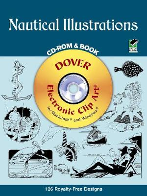 Nautical Illustrations - Dover Electronic Clip Art
