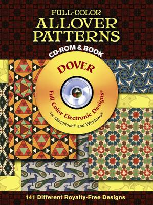 Allover Patterns - Dover Electronic Clip Art