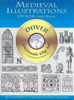 Medieval Illustrations: Electronic Clip Art for Macintosh and Windows - Dover Electronic Clip Art