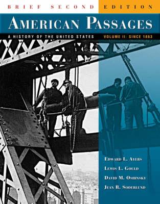 American Pass,Brief Information Aj (Book)