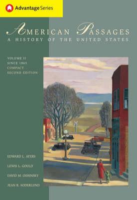 Am Pass,His/Us,Cmp,Vol II 2e (Book)