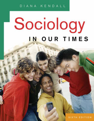 Sociology in Our Times (Hardback)