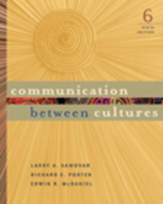 Comm Between Cult W/Info 6e (Book)
