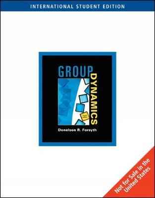 Group Dynamics, International Edition (Paperback)