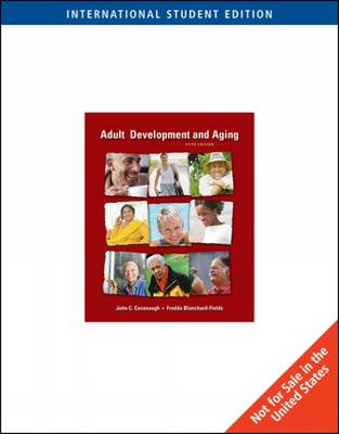 Adult Development and Aging (Paperback)