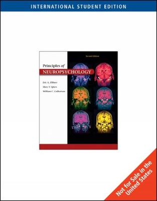 Principles of Neuropsychology, International Edition (Paperback)