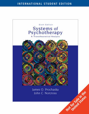 Systems of Psychotherapy: A Transtheoretical Analysis (Paperback)